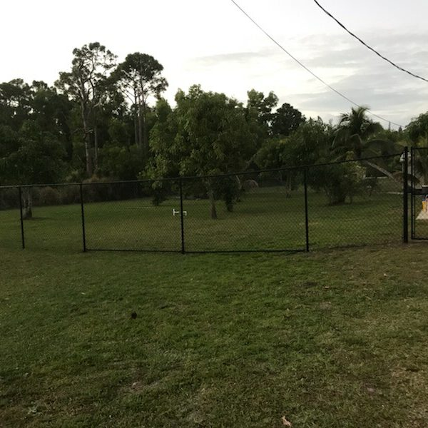 melbourne florida residential fence installation contractor