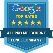google rated Melbourne fence installation company